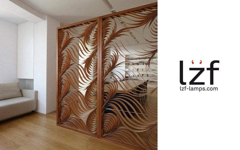 LZF Séparation de pièces Rideaux Tissus Rideaux Passementerie  |