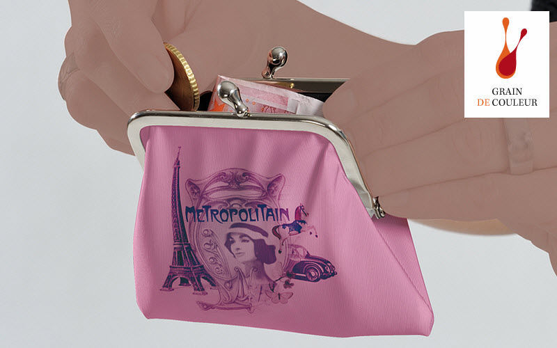 Grain De Couleur Porte-monnaie sacs et accessoires En marge de la Déco  |