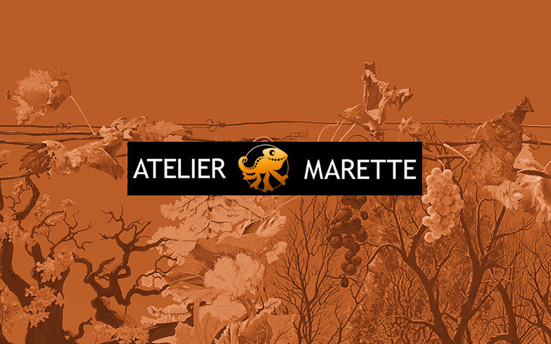 ATELIER MARETTE Papier peint panoramique Papiers peints Murs & Plafonds  |