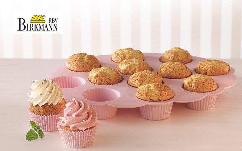Birkmann Moule à cupcake Moules Cuisine Cuisson  |