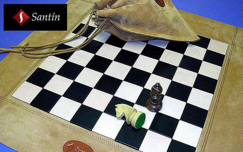 SANTIN CUERO Jeu d'échecs Jeux de société Jeux & Jouets  |