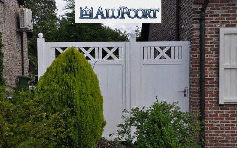 ALUPOORT Portail de jardin Portails Jardin Abris Portails...  |
