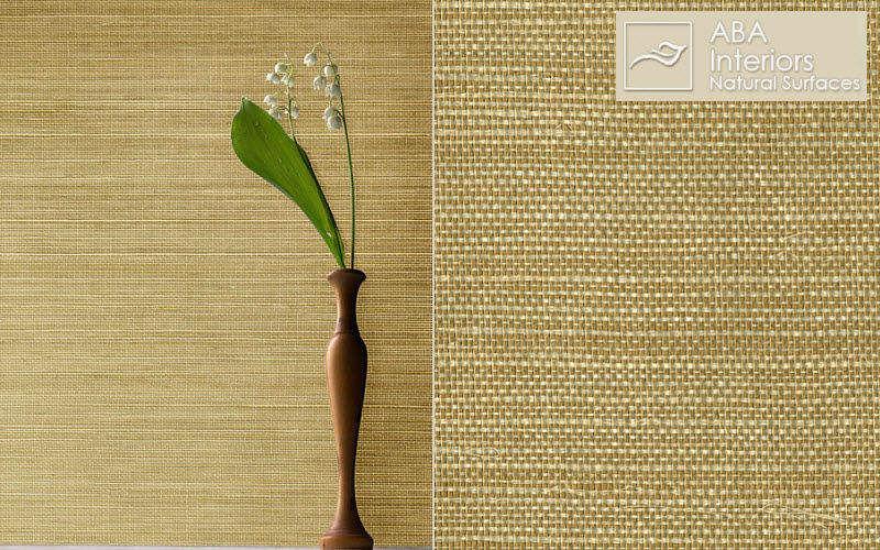 ABA INTERIORS Paille japonaise Papiers peints Murs & Plafonds  |