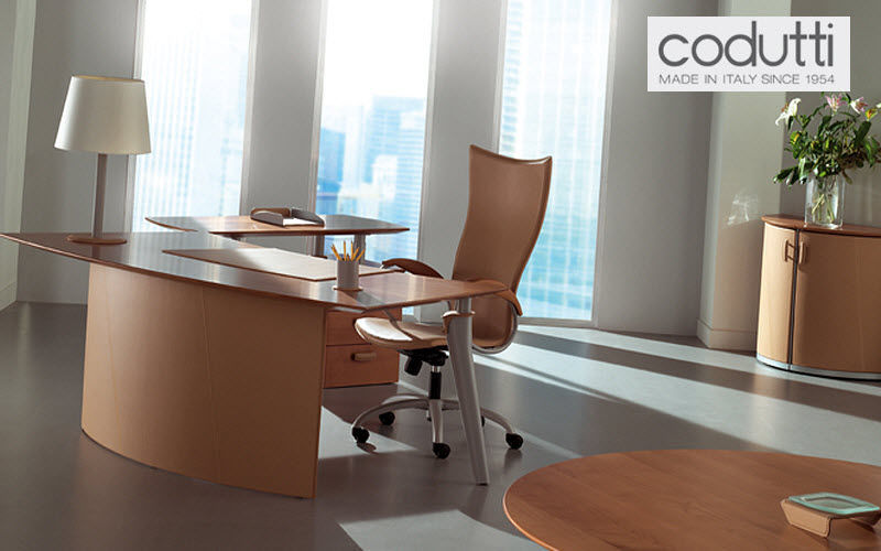 Codutti Bureau de direction Bureaux et Tables Bureau   
