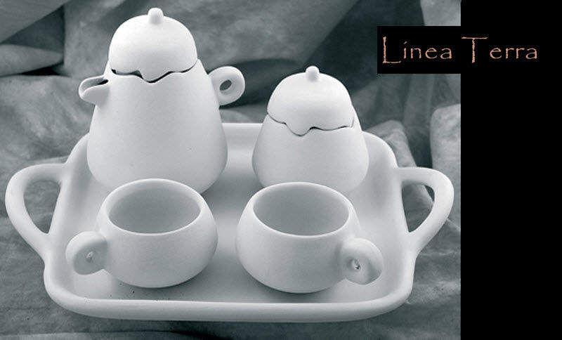 L'altra Arte Service petit déjeuner Services de table Vaisselle  |