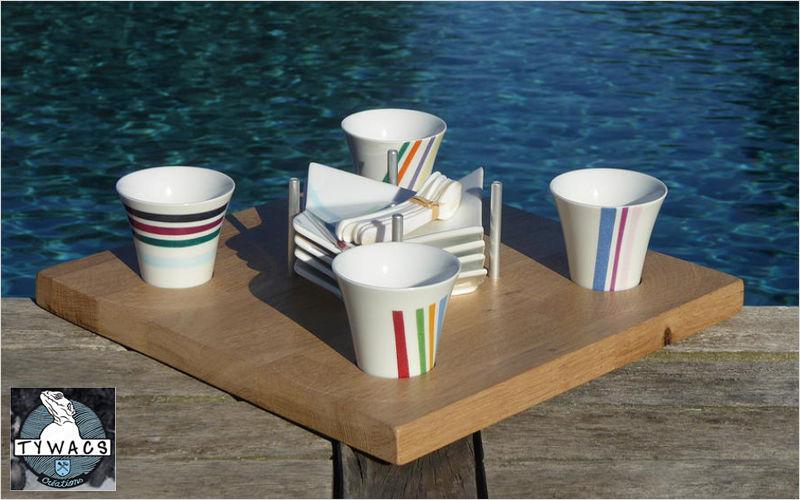 Tywacs Créations Service à café Services de table Vaisselle  |
