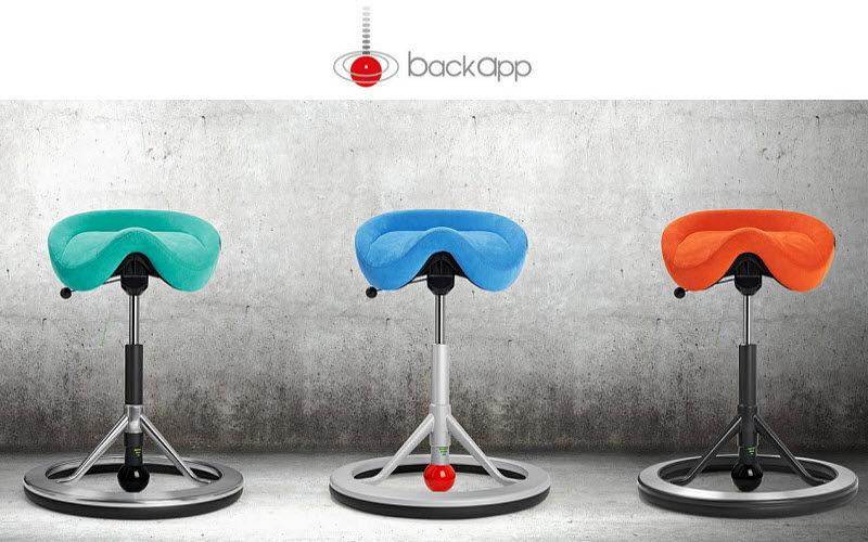 Back App Tabouret réglable Tabourets et poufs Sièges & Canapés  |