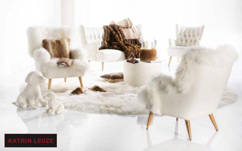 Katrin Leuze Collection Plaid Couvre-lits Linge de Maison  |