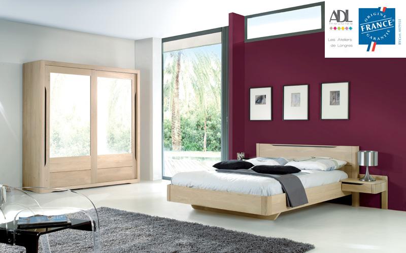 Ateliers De Langres Chambre Chambres à coucher Lit  |