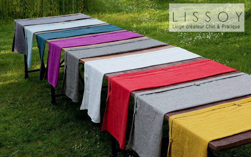 LISSOY Chemin de table Nappes Linge de Table  |