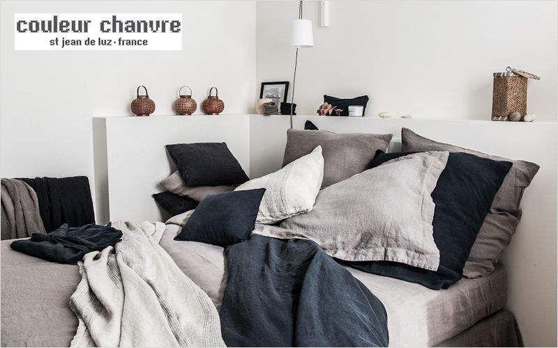Couleur Chanvre Parure de lit Parures de lit Linge de Maison  |