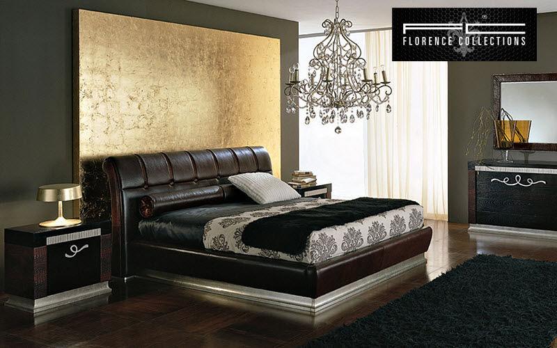 FLORENCE COLLECTIONS Chambre Chambres à coucher Lit Chambre | Design Contemporain