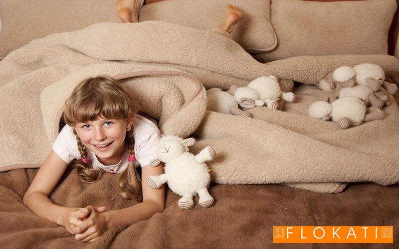 FLOKATI Couverture Enfant Linge de lit Enfant Enfant  |