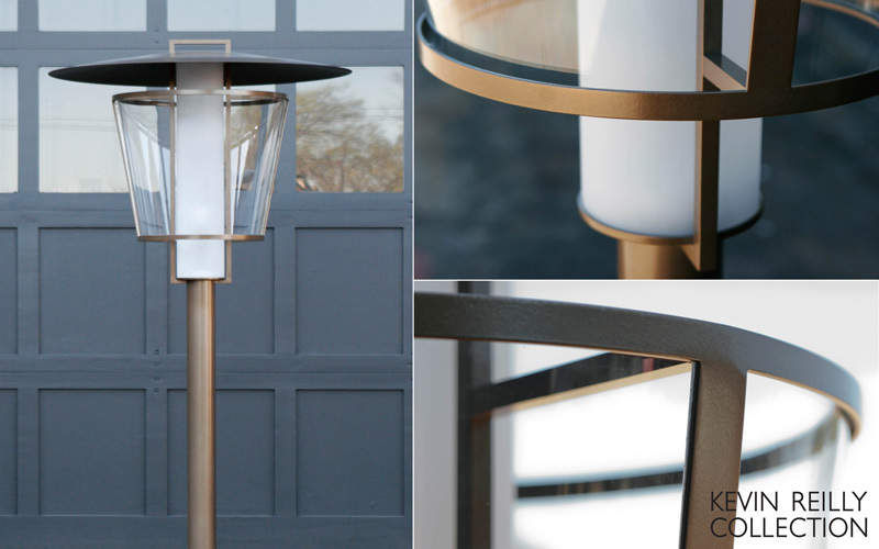 Kevin Reilly Lighting Lampadaire de jardin Réverbères lampadaires Luminaires Extérieur  |