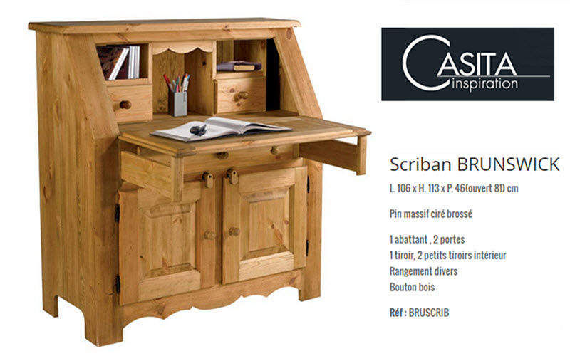 CASITA Scriban Bureaux et Tables Bureau  |