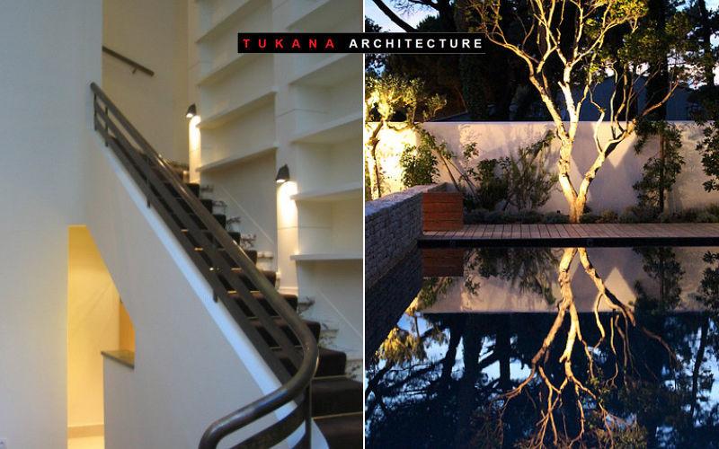 TUKANA Christian de Beauvais Réalisation d'architecte Réalisations d'architecte Maisons individuelles  |