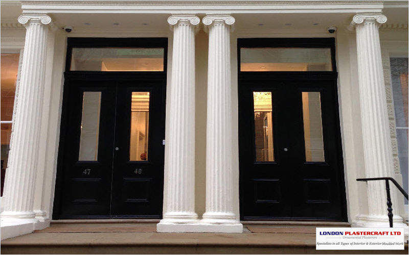 London Plastercraft Colonne Architecture Ornements  |
