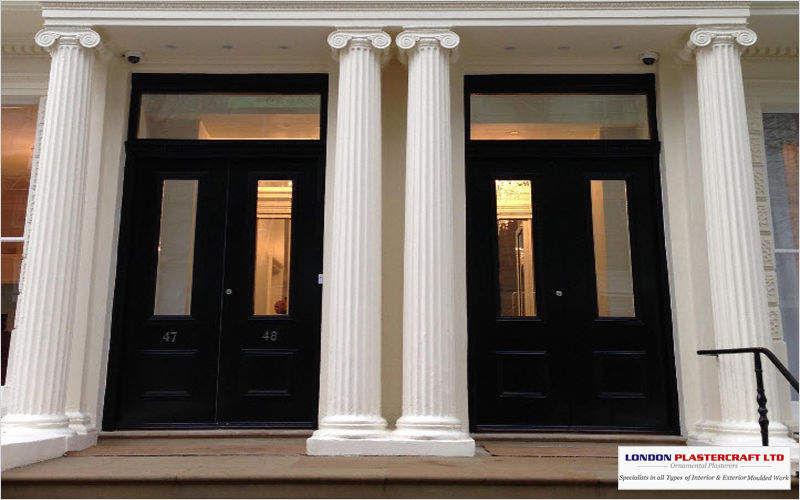 London Plastercraft Colonne Architecture Ornements  |