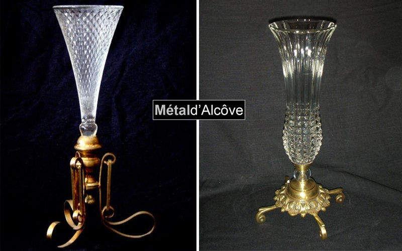 Metal D'alcove Eric Katz Soliflore Vases Fleurs et Senteurs  |
