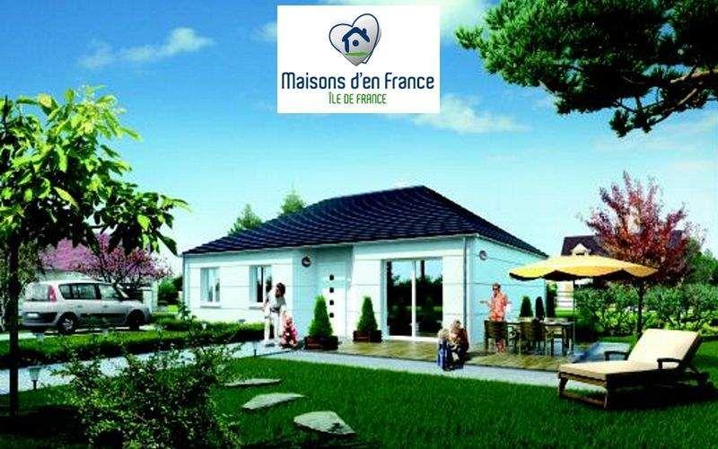 MAISONS D EN FRANCE Maison individuelle Maisons individuelles Maisons individuelles  |