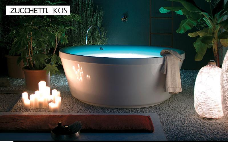 KOS Baignoire lumineuse Baignoires Bain Sanitaires  |