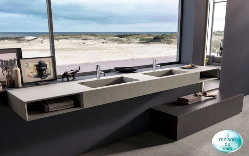 La Maison Du Bain Plan de toilette Meubles de salle de bains Bain Sanitaires  |