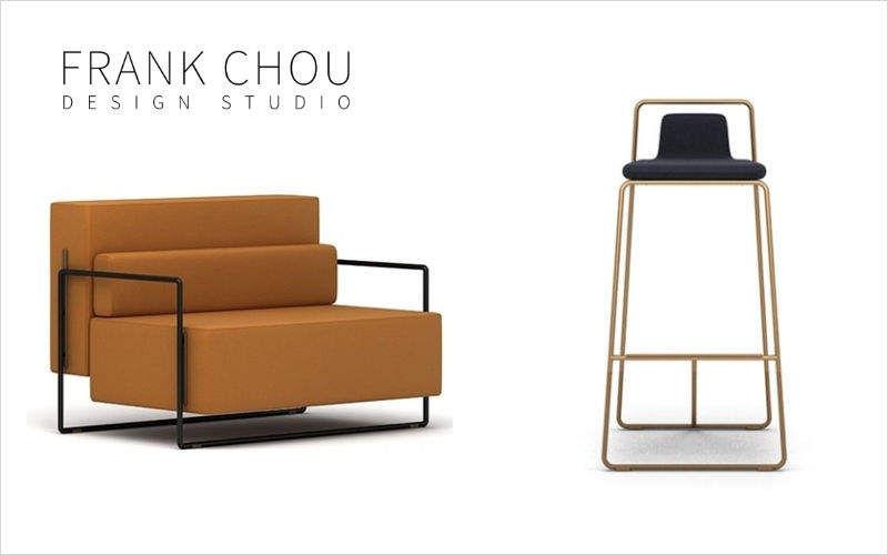 FRANK CHOU Design Studio Fauteuil Fauteuils Sièges & Canapés  |