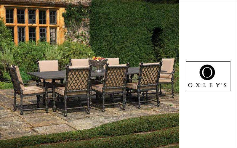 Oxley's Table de jardin Tables de jardin Jardin Mobilier   