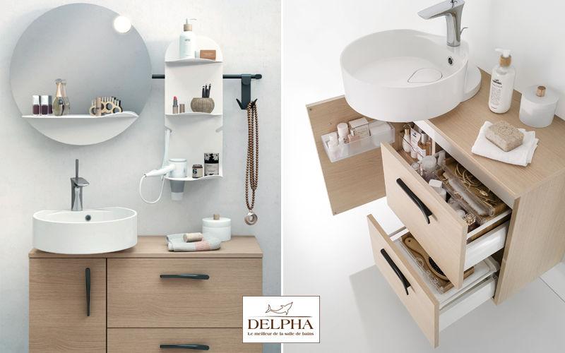 Delpha Vasque à poser Vasques et lavabos Bain Sanitaires  |