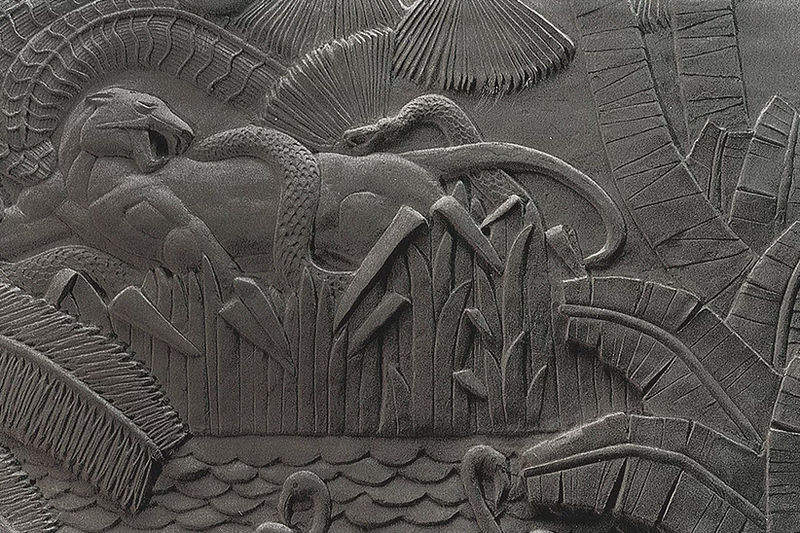 Andmax Bas relief Architecture Ornements  |