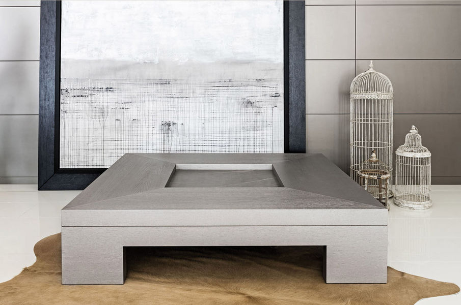 AALTO furniture Table basse carrée Tables basses Tables & divers  |
