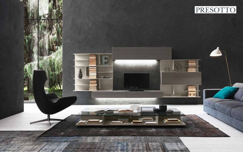 Presotto Meuble de salon-Living Bahuts Buffets Meubles de salon Rangements  |