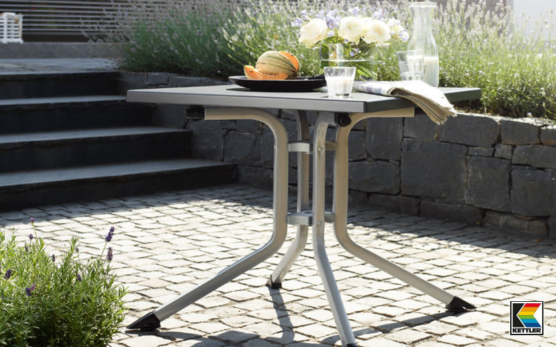 Kettler Table de jardin pliante Tables de jardin Jardin Mobilier  |