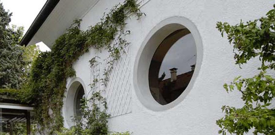 Tryba Oeil de boeuf Fenêtres Portes et Fenêtres  |