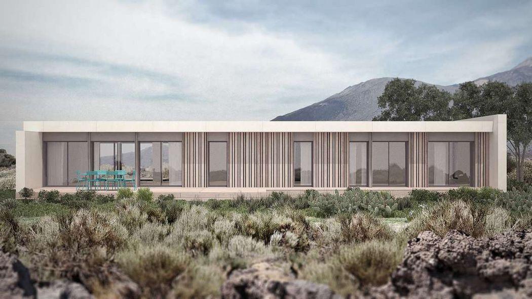 LOFTS MAISONS URBAINES Maison à toit plat Maisons individuelles Maisons individuelles  |