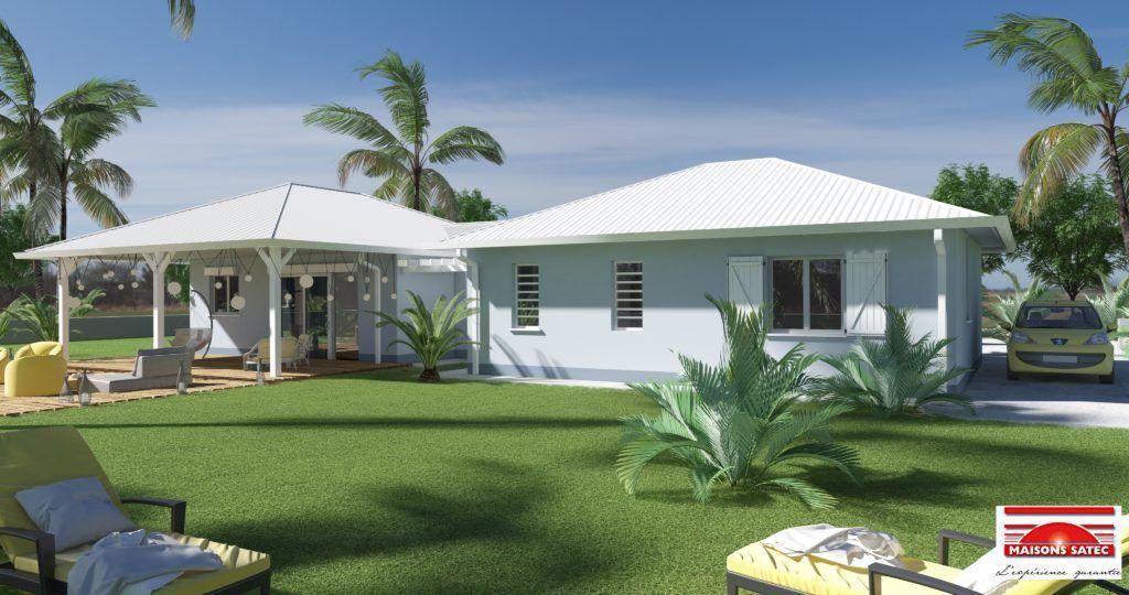 Maisons Satec Maison de plain-pied Maisons individuelles Maisons individuelles  |
