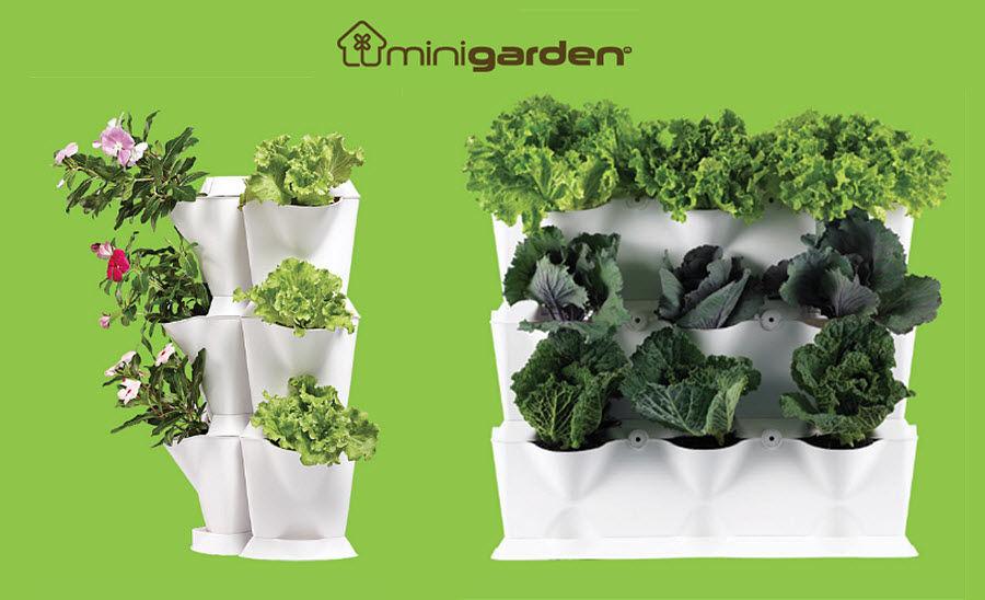 MINIGARDEN Jardinière d'intérieur Divers Objets décoratifs Objets décoratifs  |