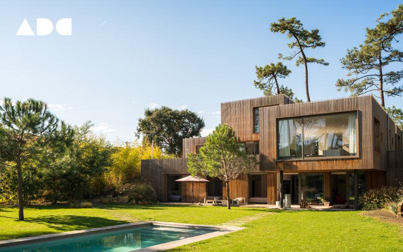 DELPHINE CARRÈRE Maison individuelle Maisons individuelles Maisons individuelles  |