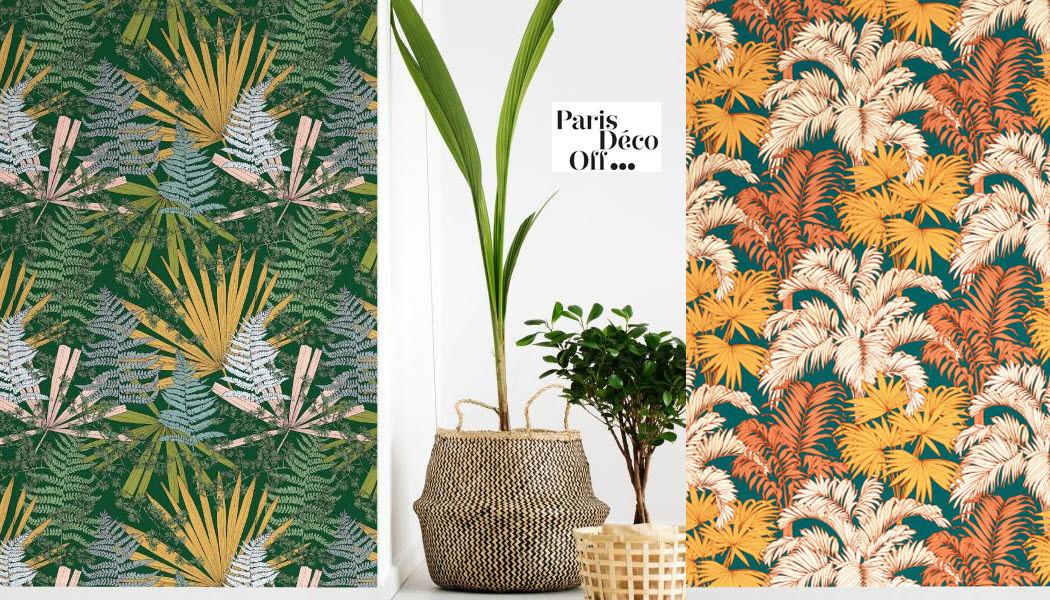 THEVENON Papier peint Papiers peints Murs & Plafonds  |
