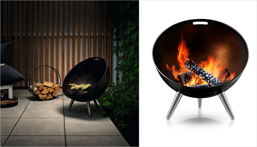 EVA SOLO Brasero Barbecues Extérieur Divers Jardin-Piscine | Design Contemporain