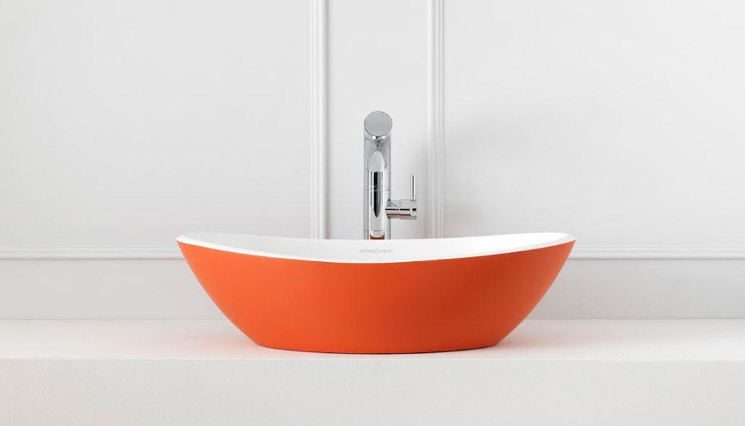 Victoria + Albert Vasque à poser Vasques et lavabos Bain Sanitaires Salle de bains | Design Contemporain