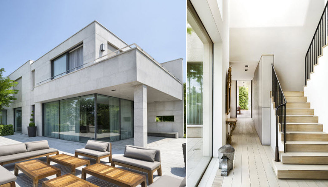 CHARLES ZANA Réalisation d'architecte Réalisations d'architecte Maisons individuelles  |