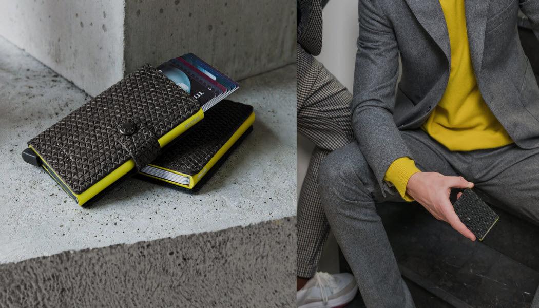 SECRID Porte-cartes de crédit sacs et accessoires En marge de la Déco  |