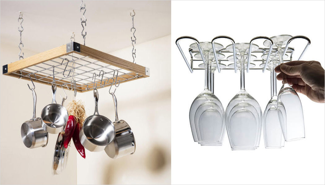Hahn Accroche-ustensiles Accrocher Cuisine Accessoires  |