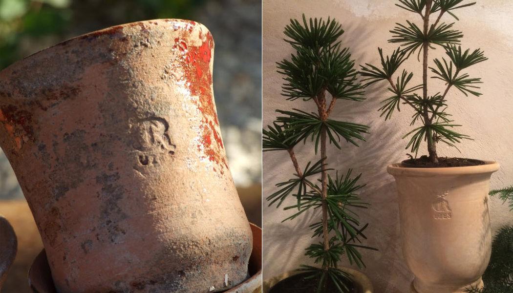 CR UZES Pot de jardin Pots de jardin Jardin Bacs Pots  |