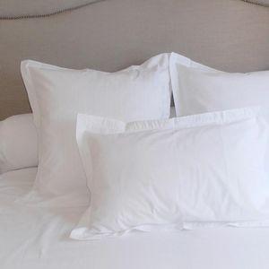 VOSGIA - Taie d'oreiller avec volant