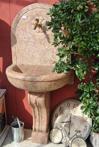 Provence Retrouvee Fontaine murale d'extérieur