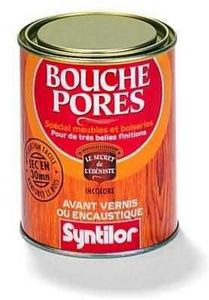 Syntilor Bouche-pores