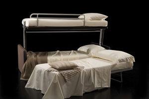 Milano Bedding Banquette lits superposés