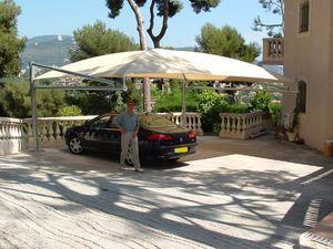Carapax France Abri de voiture Carport